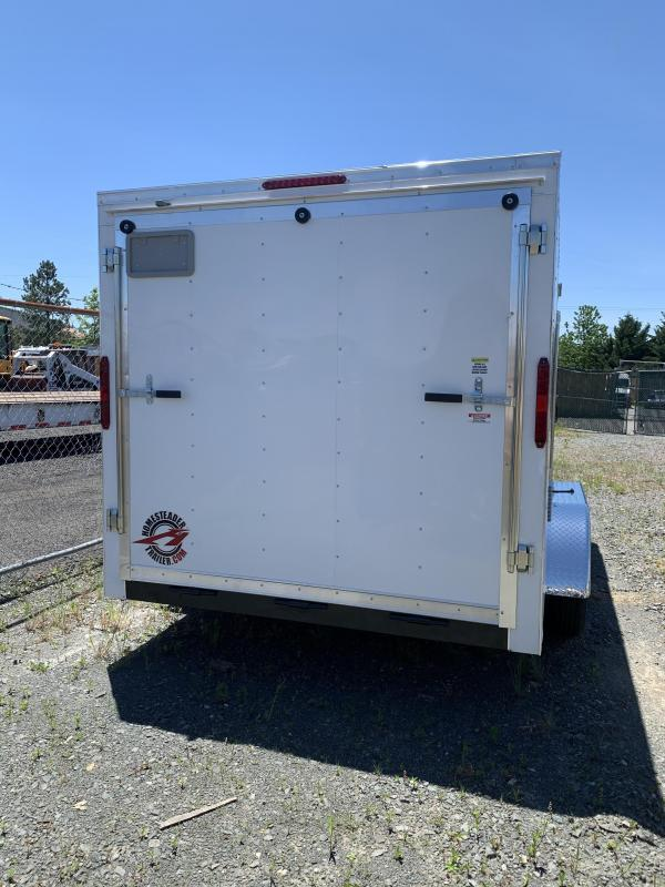 2020 Homesteader Intrepid Enclosed Cargo Trailer