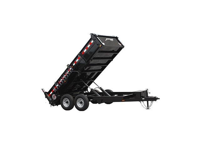2021 Homesteader Trailers 714JX Dump Trailer