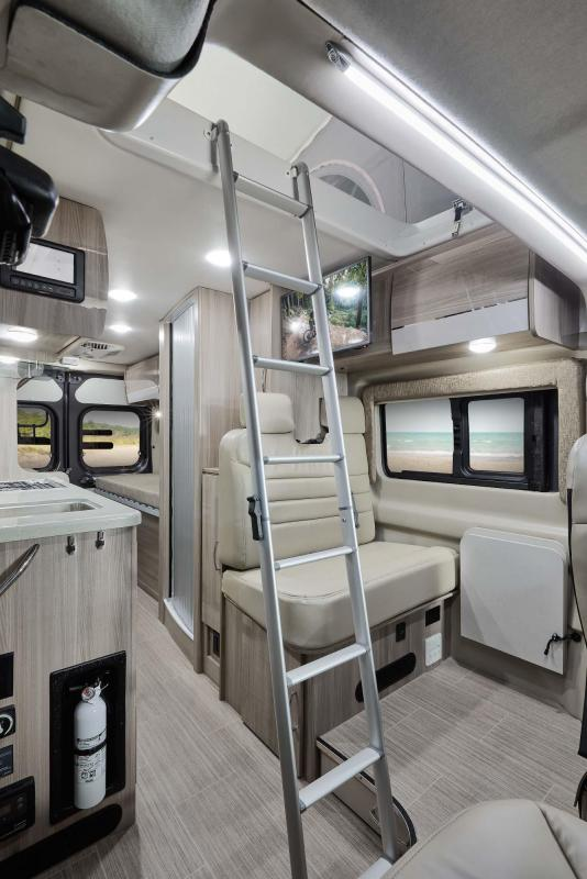 2022 Thor Motor Coach Sequence 20A with Skybunk