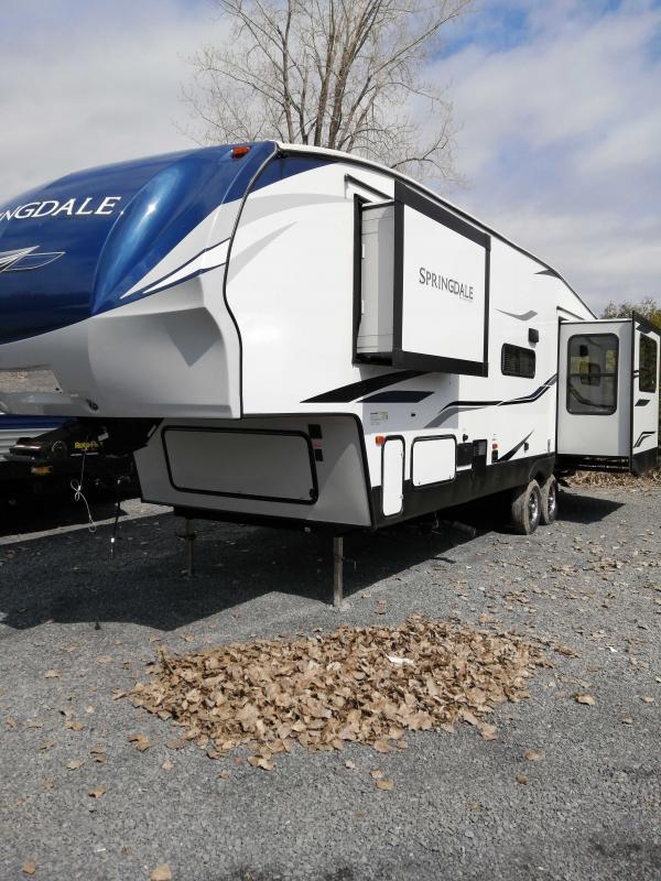 2021 Keystone RV Springdale 253FWRE Fifth Wheel Campers RV