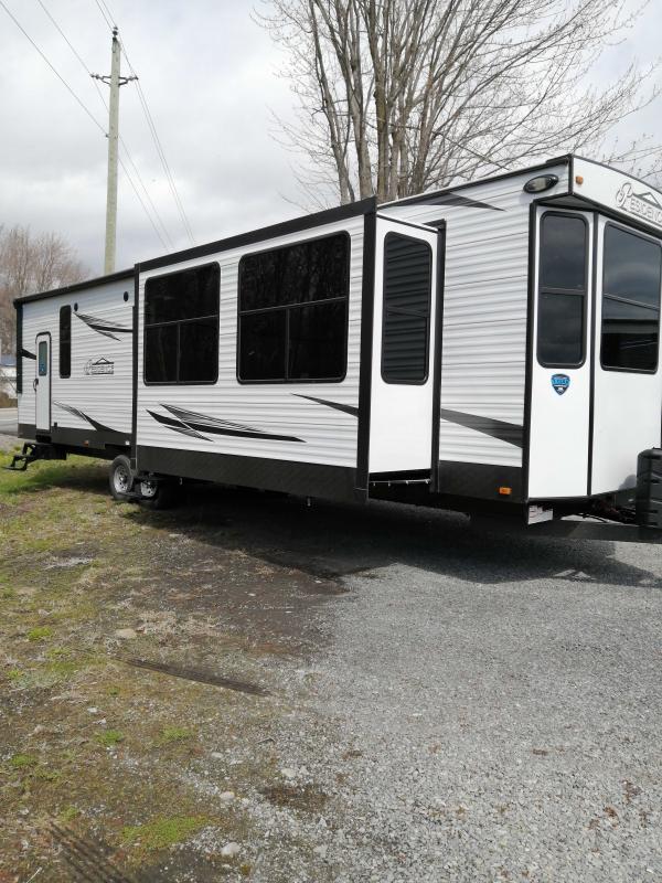 2021 Keystone RV Residence 40MKTS Destination Trailer RV