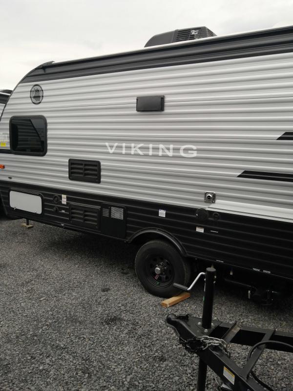 2021 Coachmen By Forest River Viking Saga 16SFB Travel Trailer RV
