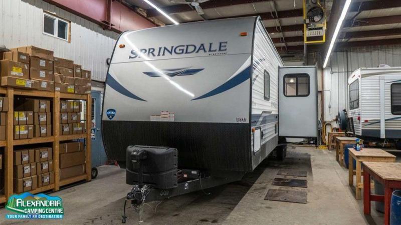 2021 Keystone RV Springdale 335BH Travel Trailer RV