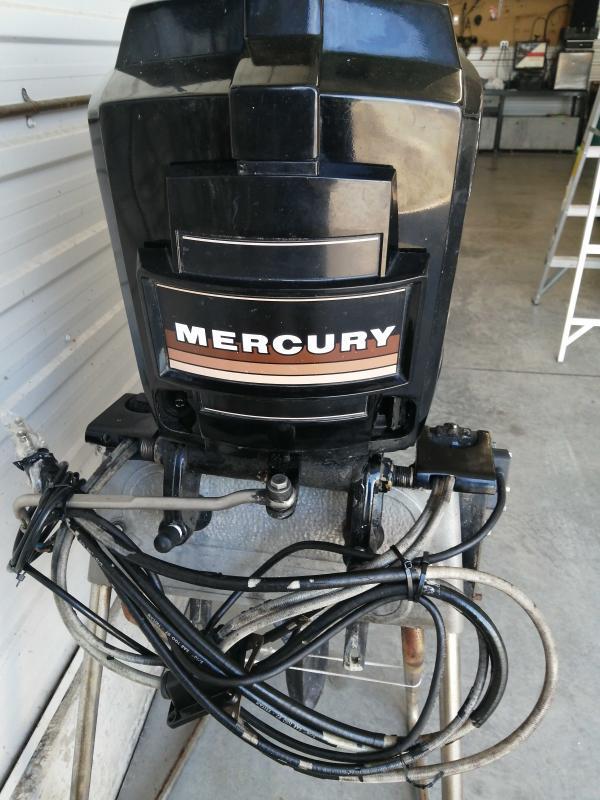 1989 Mercury Mercury 60 2 Stroke Long Shaft Outboard Motors