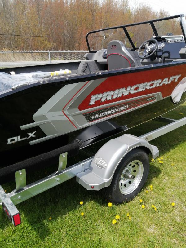 2021 Princecraft Hudson DLX WS 190 TFT