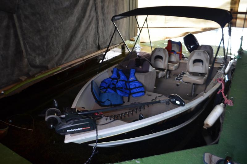 2011 Legend Boats Legend 16XGS Fishing Boat