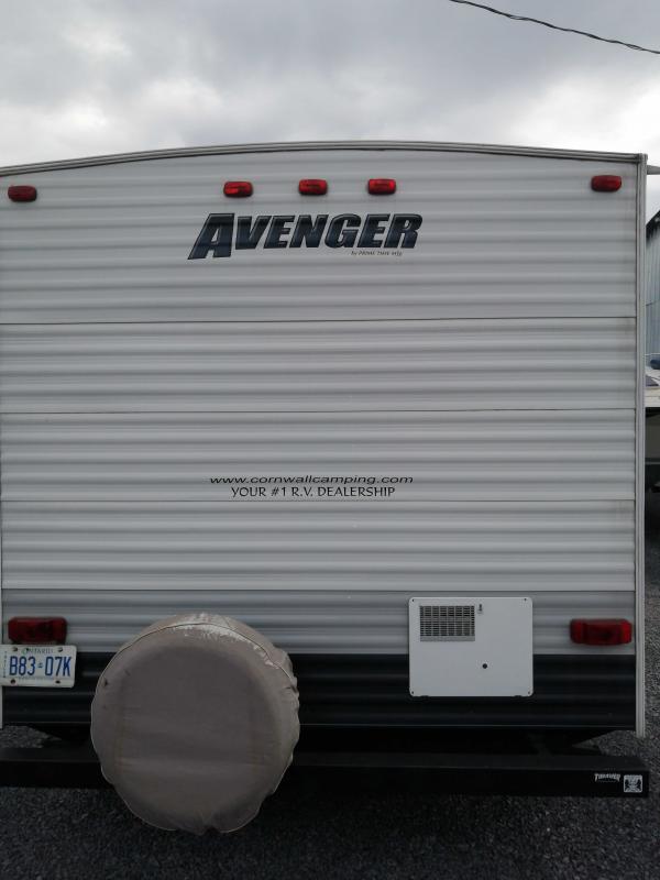 2013 Forest River Inc. Avenger 26BH Travel Trailer RV
