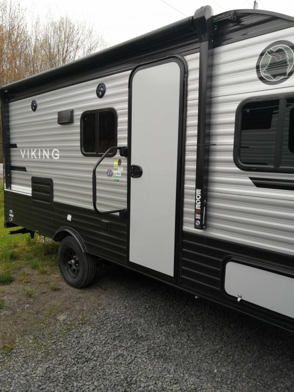 2021 Coachmen By Forest River Viking 17BH Travel Trailer RV