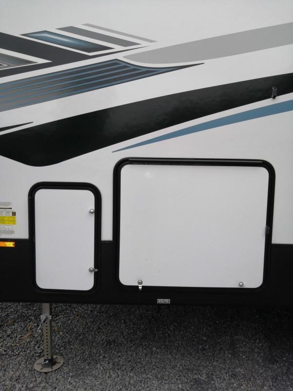2021 Heartland RV Milestone M1-28BH Fifth Wheel Campers RV