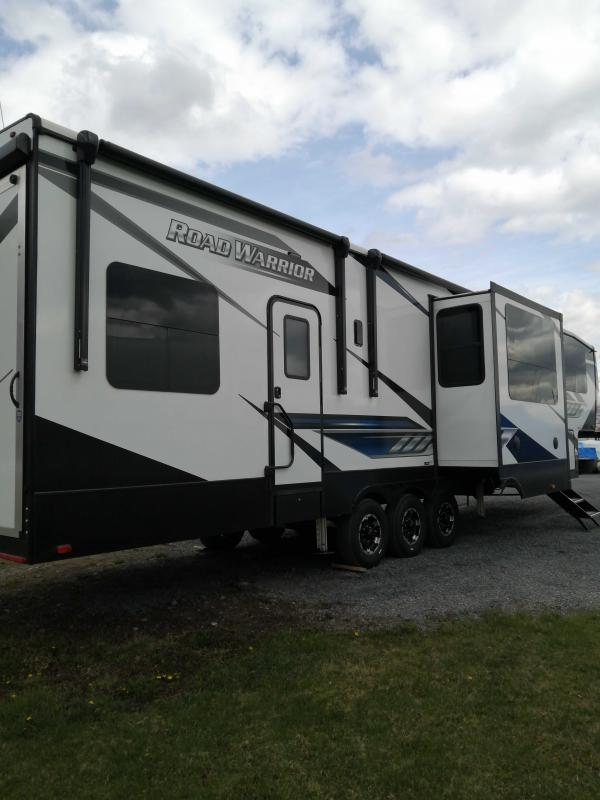 2021 Heartland RV Road Warrior 391RW Toy Hauler RV