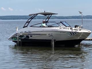 2016 Yamaha AR240 Jet Boat