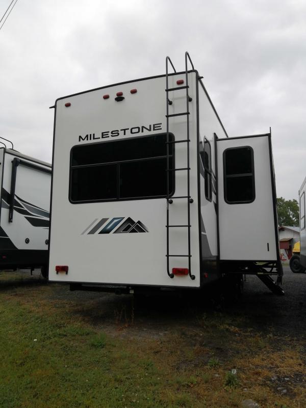 2021 Heartland Milestone 326RL Fifth Wheel Campers RV