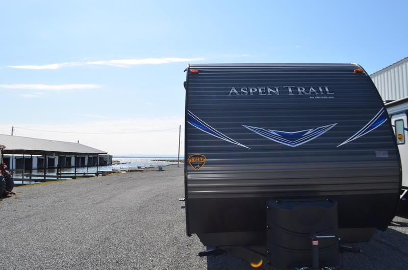 2020 Dutchmen Aspen Trail 3680FLDS
