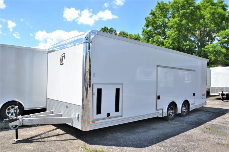 2022 24' inTech Race Car Trailer w/ ICON PACKAGE AND ESCAPE DOOR-DUE NOVEMBER 2021