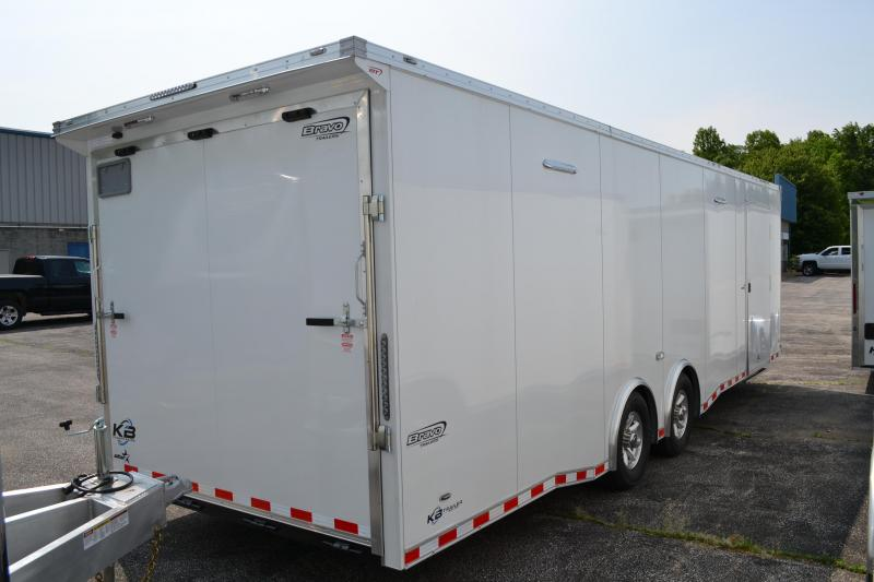 2020 Bravo Trailers Custom Race Car Trailer