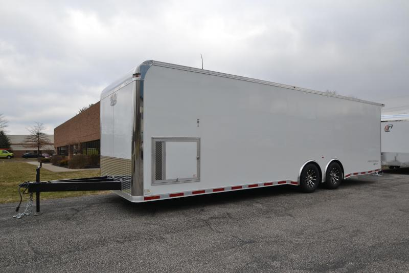 2019 Vintage Trailers 28 Pro Stock loaded Car / Racing Trailer