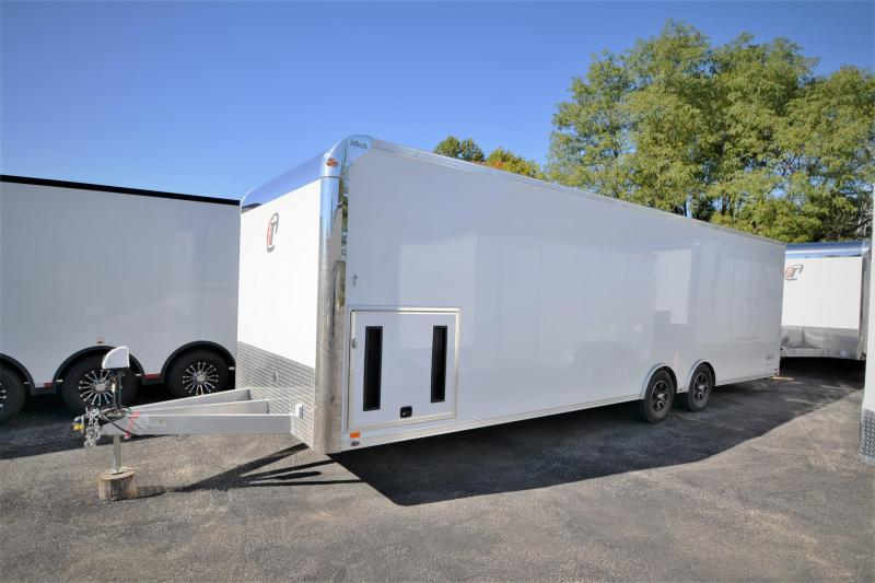 2021 inTech Trailers 28 Lite Equipped Car / Racing Trailer