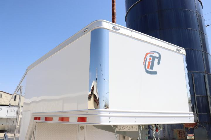 2021 40' GN inTech All Aluminum Trailer Due Dec 2020