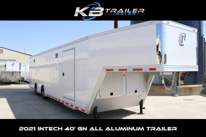 2021 40' GN inTech All Aluminum Trailer Due June 2021
