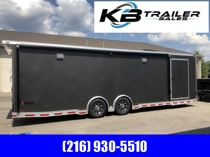 2019 28' inTech with ICON Pkg/Awning/A/C/Airline Track
