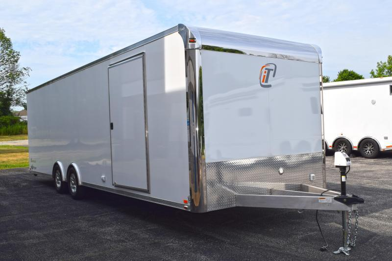 ONE OF LAST ONES COMING IN!  2022 24' inTech Lite Series Trailer-Due DECEMBER 2021