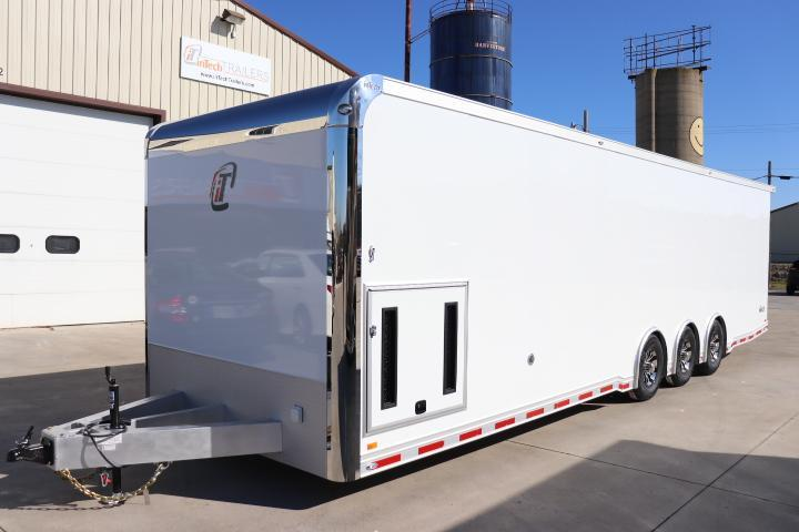2021 32' inTech Trailer w/ ICON Package_Due Nov. 2020