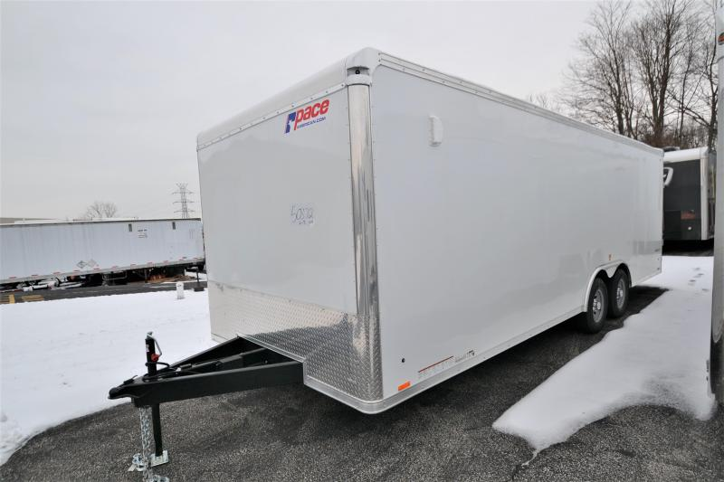 2019 Pace American 2019 Pace Cargosport 24' Enclosed Trailer