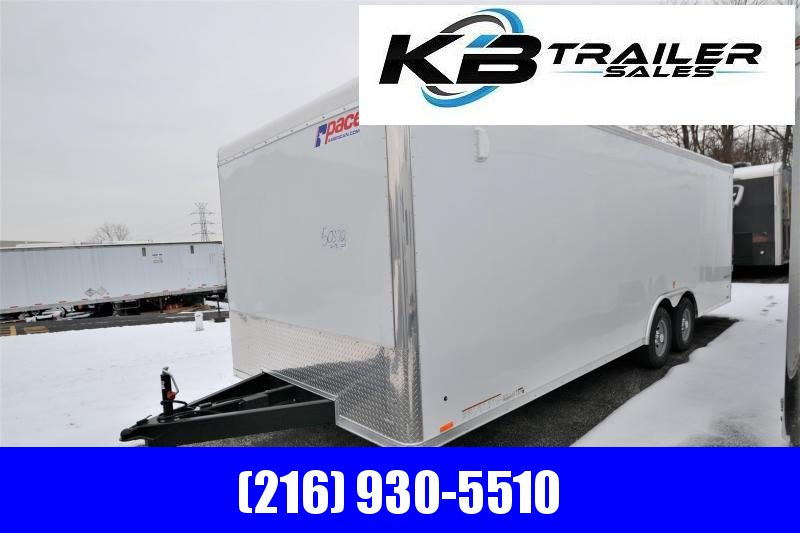 2021 Pace American 2021 Pace Cargosport 24' Enclosed Trailer