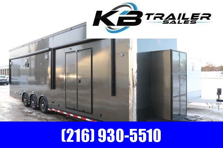2020 inTech Trailers New 34' intech Bumper Pull Trailer Enclosed Cargo Trailer