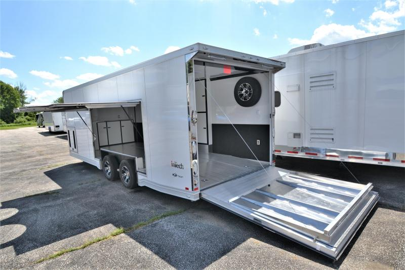 2021 24' inTech Race Car Trailer_DUE JUNE 2021