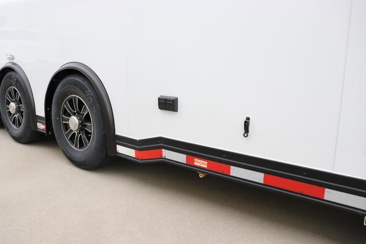 2019 34' inTech Demo Race Car Trailer-LOADED!!!