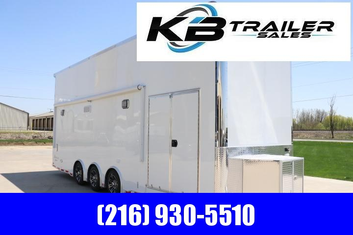 2018 28' inTech Stacker Race Trailer AVAILABLE TODAY