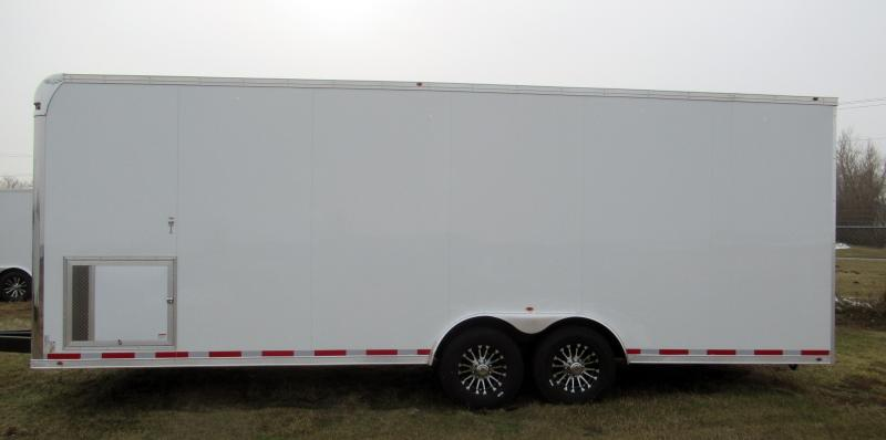 2020 Vintage Trailers Pro Stock Enclosed Cargo Trailer