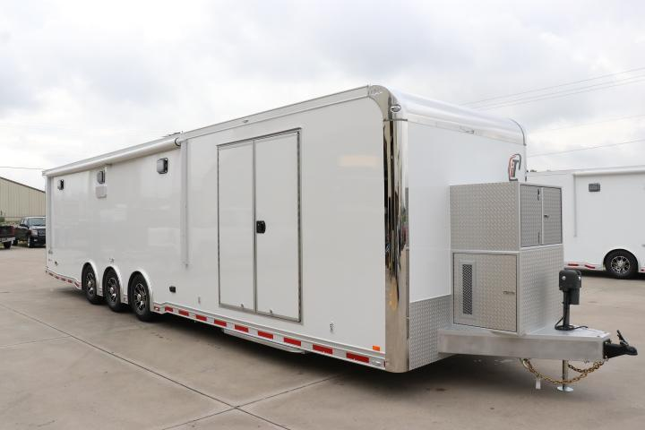 2021 inTech 34' Race Car Trailer- DUE MARCH 2021