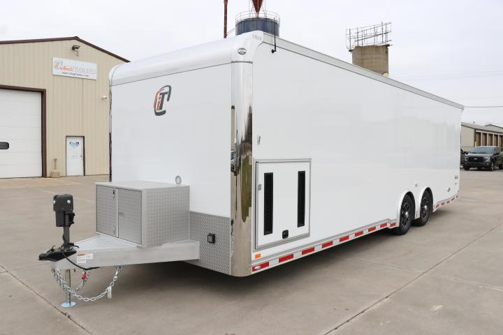 Intech 2020- 28' Trailer w/iCon Package