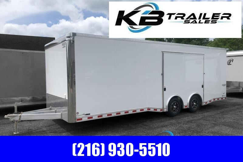 2020 Bravo Trailers Aluminum auto performance 24 Car / Racing Trailer
