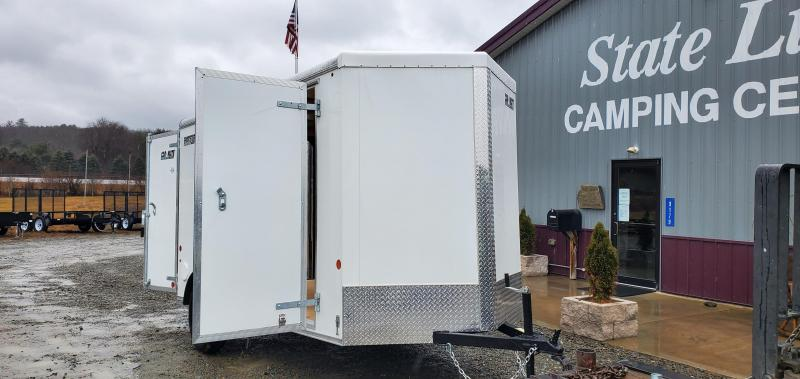 2021 Car Mate Trailers CM612LS Enclosed Cargo Trailer