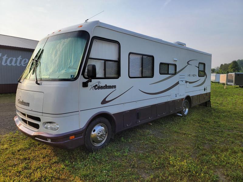 2001 Coachmen Mirada Select 300 QB Class A RV