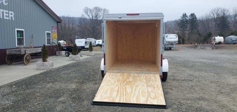 2021 Car Mate Trailers CM610LS Enclosed Cargo Trailer