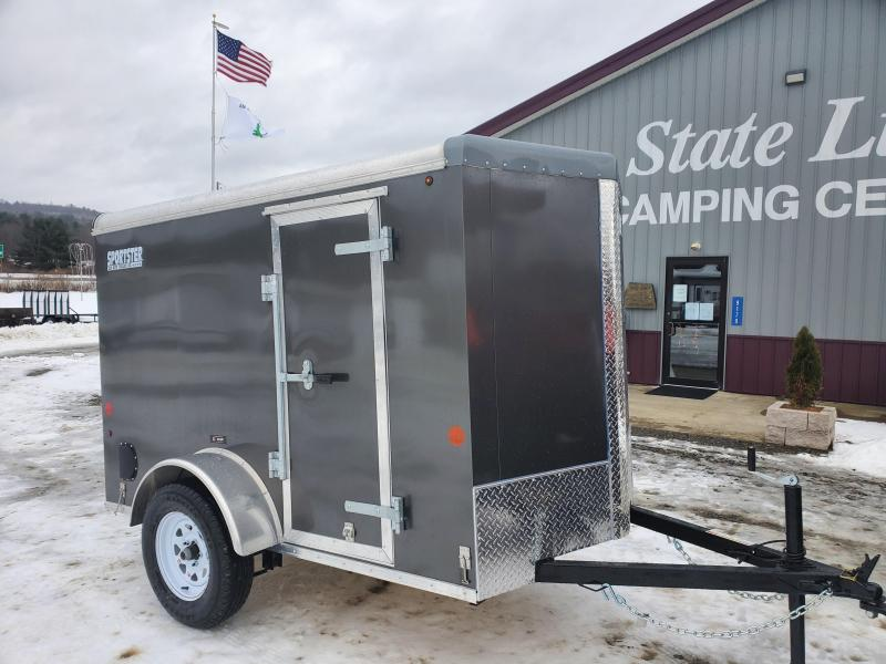 2021 Car Mate Trailers CM508ECV Enclosed Cargo Trailer