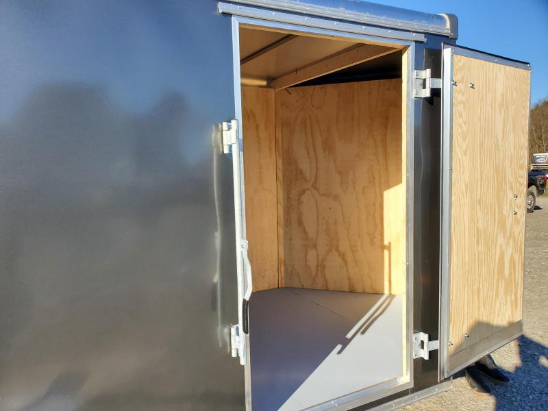 2021 Car Mate Trailers CM612V Enclosed Cargo Trailer