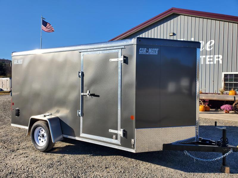 2021 Car Mate Trailers CM612V Enclosed Cargo Trailer