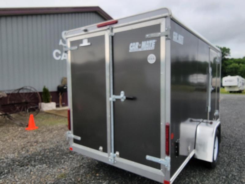 2021 Car Mate Trailers CM612CC Enclosed Cargo Trailer
