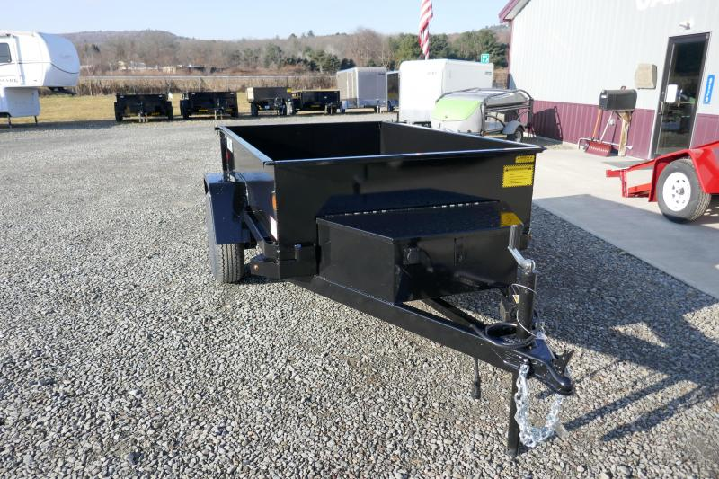 2020 Car Mate Trailers CM508D Dump Trailer