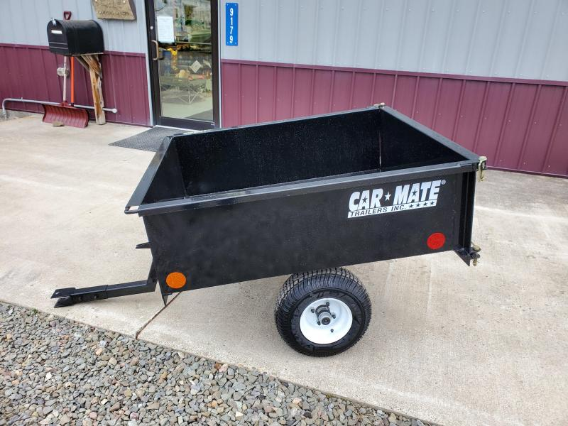 2021 Car Mate Trailers CM404LC ATV Trailer