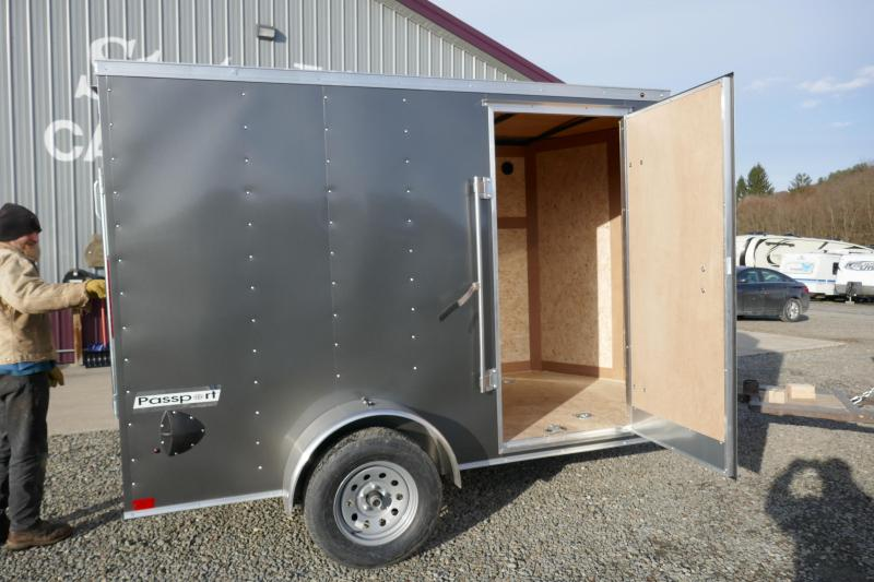 2020 Haulmark PP610S2-D Ramp Rear Door Enclosed Cargo Trailer