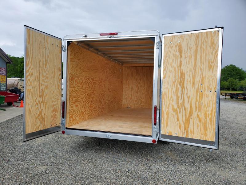 2020 Car Mate Trailers CM716LS-HD Tandem Axle Enclosed Cargo Trailer