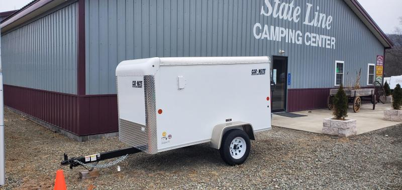 2021 Car Mate Trailers CM408CC Enclosed Cargo Trailer