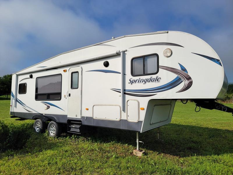 2013 Keystone RV Springdale 280 Fifth Wheel Campers RV