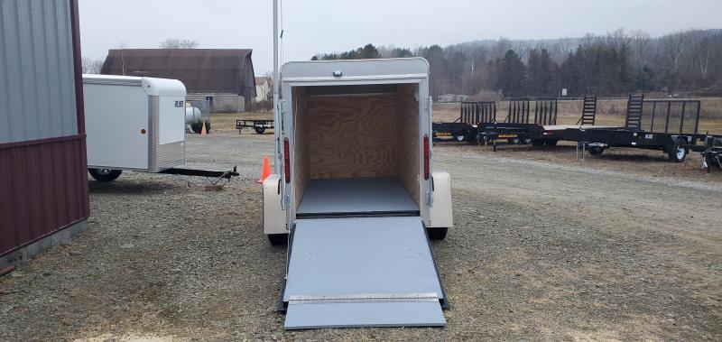 2021 Car Mate Trailers CM408CC-HD Enclosed Cargo Trailer
